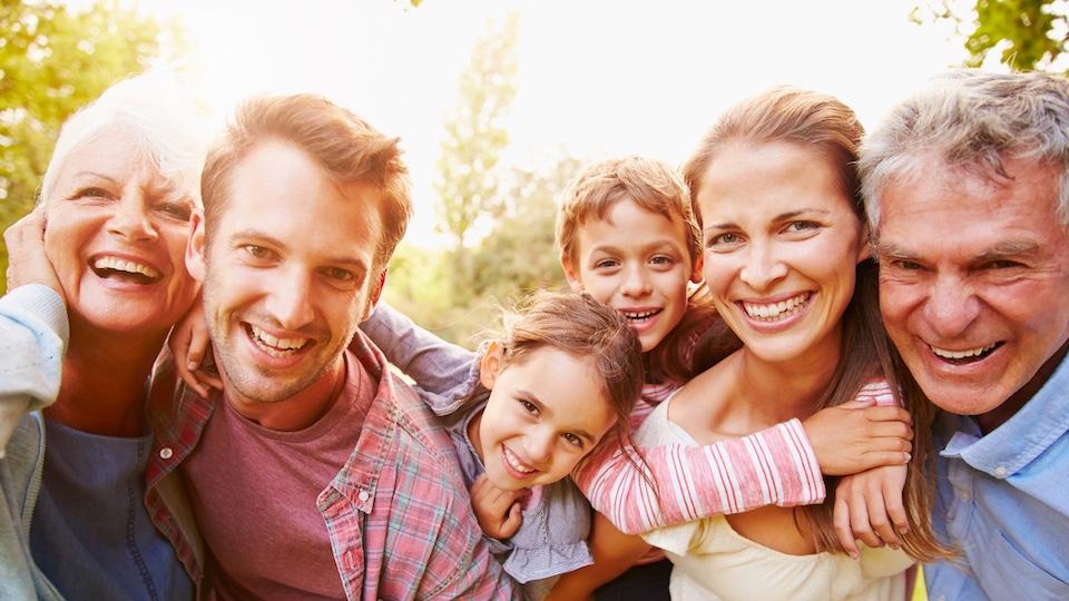 Multi-generation Family